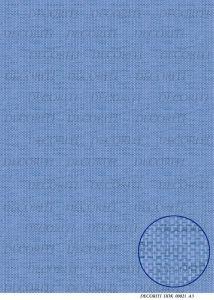 Декупажная карта DECORITI, DDK 00021 (Синий холст), формат А3  ― HandMadeDecor