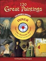 120 Great Paintings (Dover Electronic Clip Art)  (без скидок)