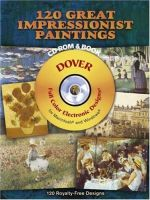 120 Great Impressionist Paintings (Dover Electronic Clip Art)  (без скидок)