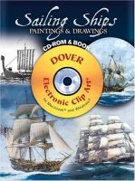 Sailing Ships Paintings and Drawings CD-ROM and Book (без скидок)