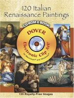 120 Italian Renaissance Paintings (Dover Electronic Clip Art)  (без скидок)