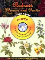 Redout Flowers and Fruits CD-ROM and Book (без скидок)