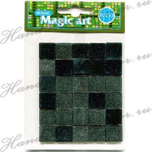 """Мозаика Magic art """"Sparkle"""" с клеевым слоем 15х15мм, цвет 957 серый ― HandMadeDecor"""
