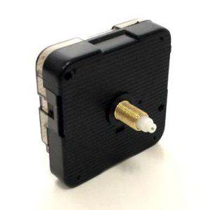 Механизм часовой кварцевый, плавного хода К-3261 , высота оси – 14, высота резьбы -8 мм (без стрелок)  ― HandMadeDecor