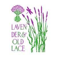 Трафарет STAMPERIA, Lavender old lace, 21х29,7см