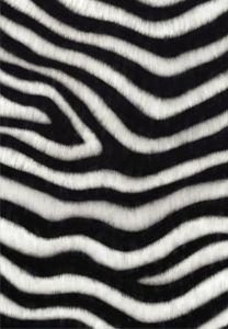 бумага малберри Calambour MSK 1 шкура зебры  ― HandMadeDecor