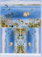 Рисовая бумага с рисунком DECOMANIA, арт. Д5069  ― HandMadeDecor