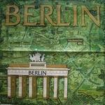 Салфетка для декупажа, 1714, Берлин ― HandMadeDecor