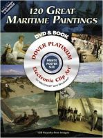 120 Great Maritime Paintings (Dover Electronic Clip Art)  (без скидок)